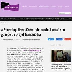 « Sarcellopolis » – Carnet de production #1 : La genèse du projet transmédia