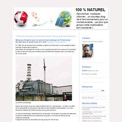 Manque d'argent pour le second sarcophage de Tchernobyl