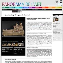 Le sarcophage des époux de Cerveteri