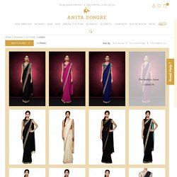 Sarees - Clothing - Woman