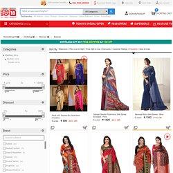 Saree - Buy Sarees Online, Designer Sarees, Fancy Sari