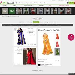Sarees Online - Buy Designer Saree