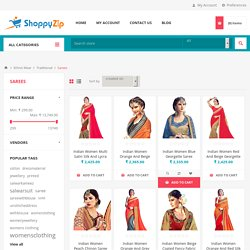 Online Shopping Sarees