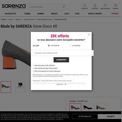 Made by SARENZA Snow Disco #8 (Gris) - Escarpins chez Sarenza (299119)
