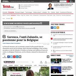 Sarenza, l'anti-Zalando, se passionne pour la Belgique