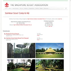 The Singapore Scout Association