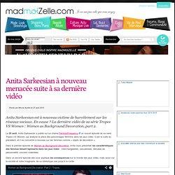 Anita Sarkeesian à nouveau menacée suite à sa dernière vidéo