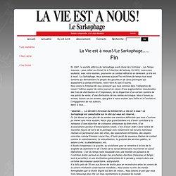 Le Sarkophage - Journal d'analyse politique - Comprendre, c'est désobéir-Mozilla Firefox