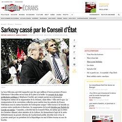 Sarkozy cassé par le Conseil d'État