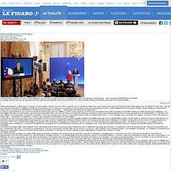 Politique : Sarkozy et Fillon fontle pari de la rigueur