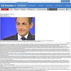 Politique : Sarkozy lance la bataille de la «règle d'or»