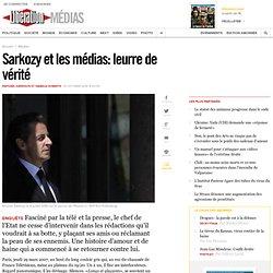 Sarkozy et les médias : leurre de vérité