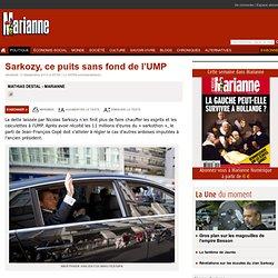 Sarkozy, ce puits sans fond de l'UMP