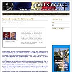 Les frères Sarkozy contre les régimes par répartition