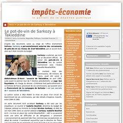 Sarkozy Takieddine pot-de-vin
