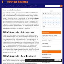 Sarms Australia