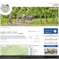 Le Mêle-sur-Sarthe / Alençon — Véloscénie Paris Le Mont-St-Michel