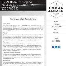1779 Rose St, Regina, Saskatchewan S4P 1Z4 (22578599) – Logan Janzen, Sales Representative