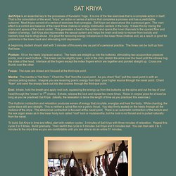 Sat Kriya