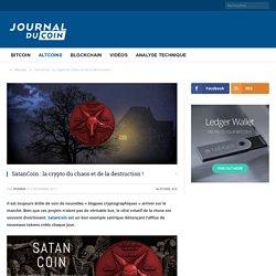 SatanCoin : la crypto du chaos et de la destruction !
