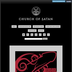 Church of Satan - SATANIC WARLOCK CALENDAR 2017 A new year deserves...