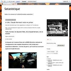 Satanistique: A Lille, Claude Hermant reste en prison