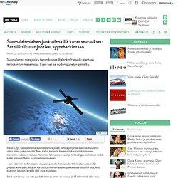 Suomalaismiehen juoksulenkillä kovat seuraukset: Satelliittikuvat johtivat syyteharkintaan