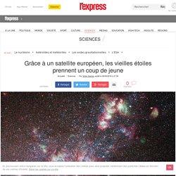 Grâce à un satellite européen, les vieilles étoiles prennent un coup de jeune