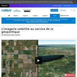 L'imagerie satellite au service de la géopolitique