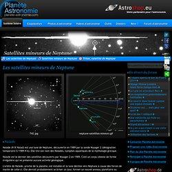 Satellites mineurs de Neptune