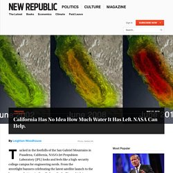 NASA Satellites Give Full, Devastating Picture of the Drought