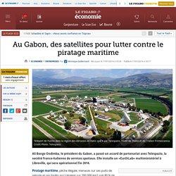 Au Gabon, des satellites pour lutter contre le piratage maritime