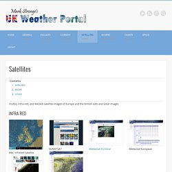 Mark Stronge's UK Weather Portal