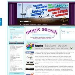 Satisfaction du client la boutique en ligne iceprice.fr