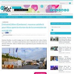 [Industrie] Alteo (Gardanne) : nouveau satisfecit pour Alteo après la réunion du de la commission de suivi de site