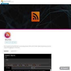 Satori live data channel details - app key, SDKs, and more - Satori Beta