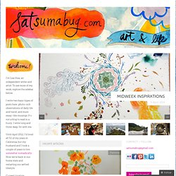 Satsumabug's art blog