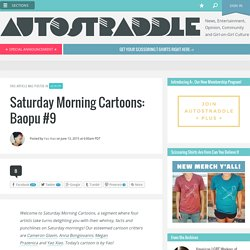 Saturday Morning Cartoons: Baopu #9