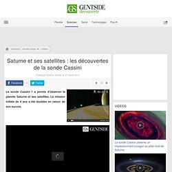 Video - Saturne et ses satellites : les découvertes de la sonde Cassini