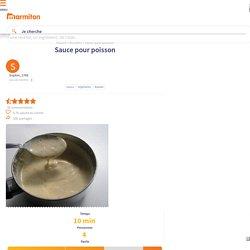 Sauce pour poisson : Recette de Sauce pour poisson