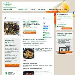 Recette Haricots Verts avec Saucisses et Pommes de terre par Nicolasetpauline90