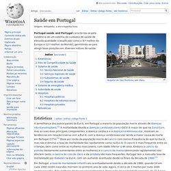 Saúde em Portugal