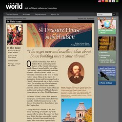 Saudi Aramco World : A Treasure House on the Hudson