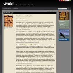 Saudi Aramco World : Who Were the Sea People?