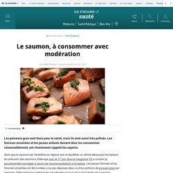 LE FIGARO 28/06/13 Le saumon, à consommer avec modération