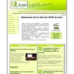 APEI de Lons-le-Saunier (Jura) : au coeur de la différence depuis 1958