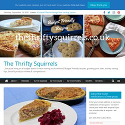 A Very Tasty Sausage Flan Recipe - The Thrifty Squirrels