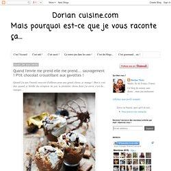 P'tit chocolat croustillant aux gavottes !