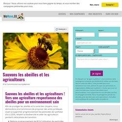 Sauvons les abeilles et les agriculteurs