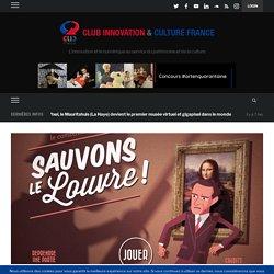 «Sauvons le Louvre», un serious game proposé par France Télévisions et le musée du Louvre